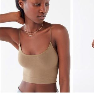 Urban Outfitters Seamless tank top